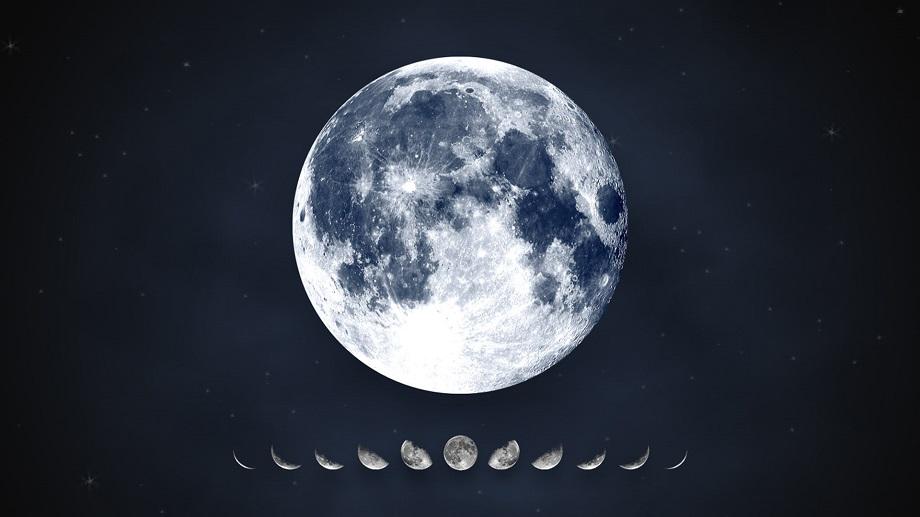 Луна в астрологии