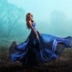 Длинная юбка – первобытность таинственной красоты женщины
