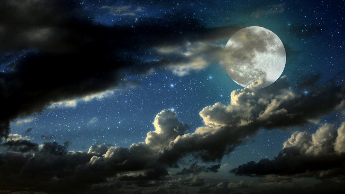 Луна в 5 доме