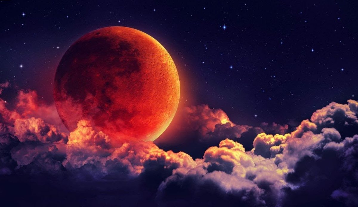 Луна в 8 доме