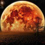 Луна в 10 доме