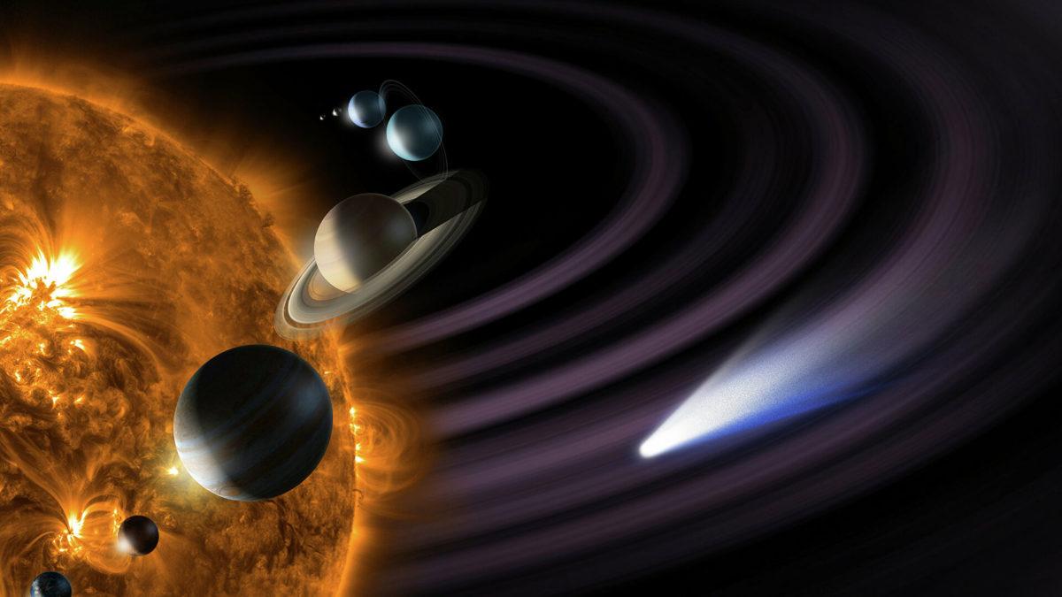 Сила и мощь Сатурна